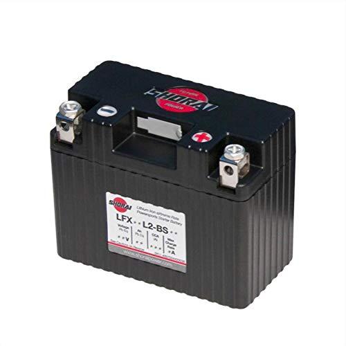 Shorai Xtreme-Rate LifePO4 LFX Lithium Duration Battery...