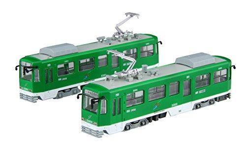 フジミ模型 1/150 ストラクチャーキットシリーズ No.16 札幌市交通局3300形 2両セット プラモデル STR16