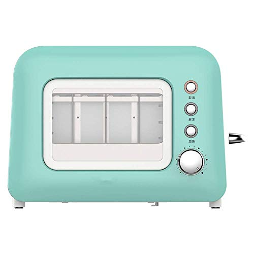 Cheapest Price! Toaster Baking, Heating, Thawing, Automatic Rebound, Anti-lock, Six-speed Adjustable...
