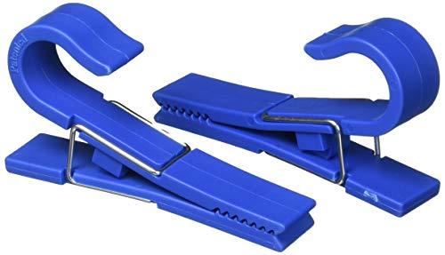 TH Marine auc-9pr-dp Aqua Clips (2er Pack), blau