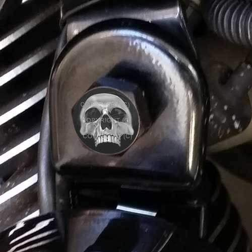 Lowest price challenge StoreAuto by Black Billet Horn Cover Kit for Classic Mounting Nut Harley