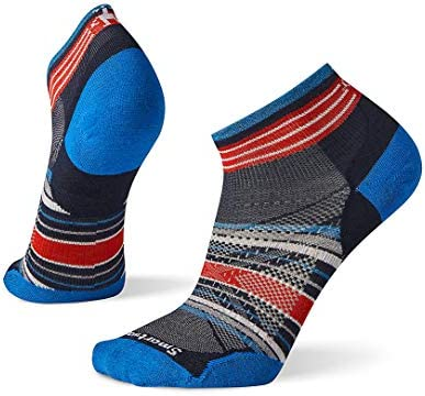 Smartwool PhD Outdoor Light Low Cut Socks Men s Ultra Wool Performance Sock Large Graphite product image
