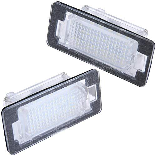 LED Kennzeichenbeleuchtung mit E-Prüfzeichen