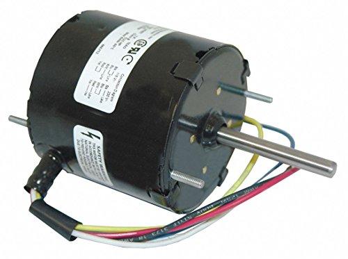 FASCO, D1164, HVAC Motor, 1/25 HP, 1550 rpm, 115/230V, 3.3