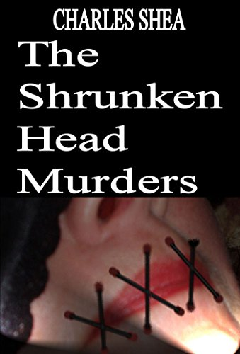 Book: The Shrunken Head Murders (The Detective Brick Brikler Series #1) by Charles Shea