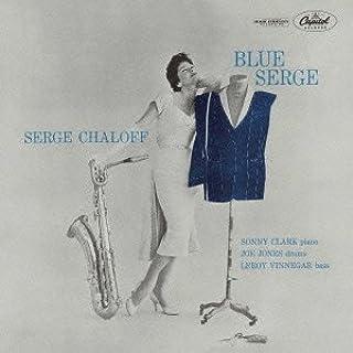 Blue Serge / ブルー・サージ(アナログ盤/BLUENOTE プレミアム復刻シリーズ) [Analog]