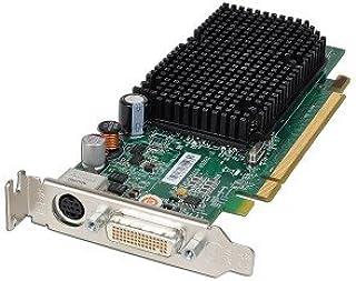 ATI Radeon x1300Pro 256MB ddr2PCI Express ( PCI - E ) DMS - 59低プロファイルビデオカードW / TV出力