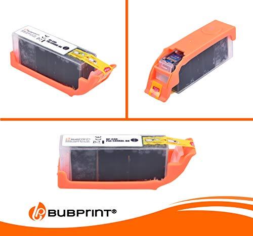 10 Bubprint Druckerpatronen kompatibel für Canon PGI-580 CLI-581 XL Pixma TR7550 TR8500 TR8550 TS6100 TS6150 TS6151 TS6250 TS705 TS8150 TS8151 TS8250 TS9150 TS9155 TS9550 Multipack
