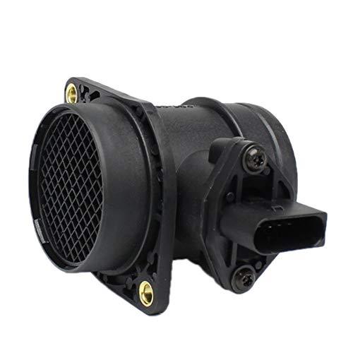 HZLXF1 Sensor de Flujo de Aire masivo MAF para Audi A2 A3 A4 A6 Ford Galaxy Seat Alhambra Arosa Córdoba Ibiza León Toledo Skoda Octavia 0280217122 Sensores de Flujo de Aire