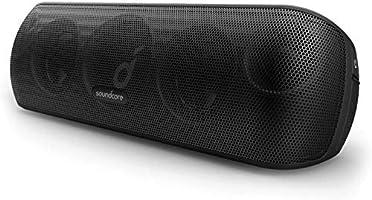 Anker SoundCore Motion+ Bluetooth Hoparlör, Siyah, A3116H11