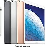 Apple iPadAir (10.5-Inch, Wi-Fi + Cellular, 256GB) - Space Gray (3rd Generation) (2019) (Renewed)
