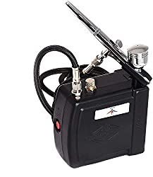 top rated Airbrush MASKIT-VC16-B22 Portable mini air compressor for airbrush 2021