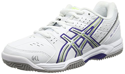ASICS Gel-dedicate 3 Clay, Damen Tennisschuhe
