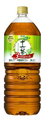 アサヒ飲料 十六茶 からだ 2L 1箱 6本