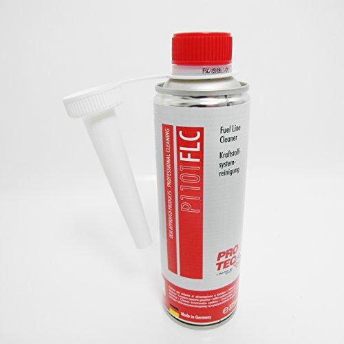 PROTEC P1101 FLC Fuel Line Cleaner Kraftstoffsystemreinigung Benzin 375ml