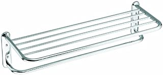 Moen 5207-181CH Donner Commercial 18-Inch Towel Bar with Shelf, Chrome