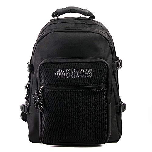 [バイモス]BYMOSS マキシマム リュック 3シリーズ男女兼用 (Maximum Backpack 3Series) (ブラック) [並行輸入品]