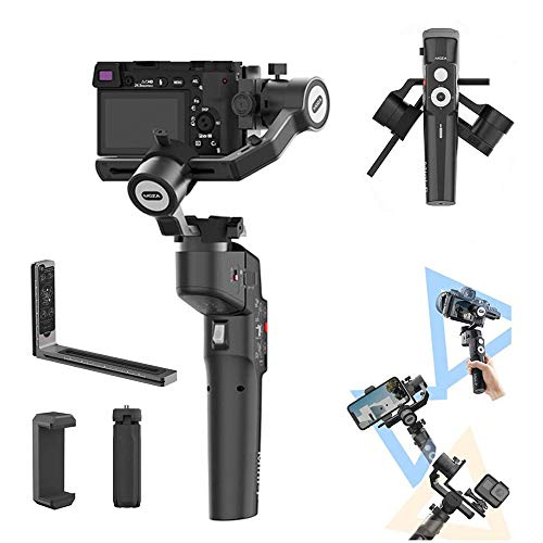 Moza Mini-P 3-axis Gimbal Stabilizer for Smartphones Action Cameras
