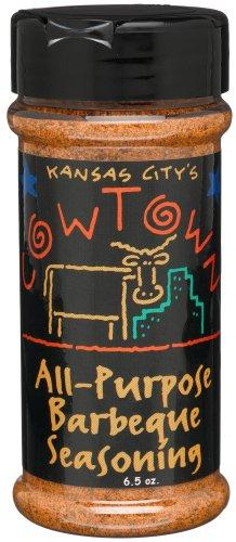 Cowtown BBQ 'All-Purpose' BBQ Seasoning - 184g (6.5 oz)