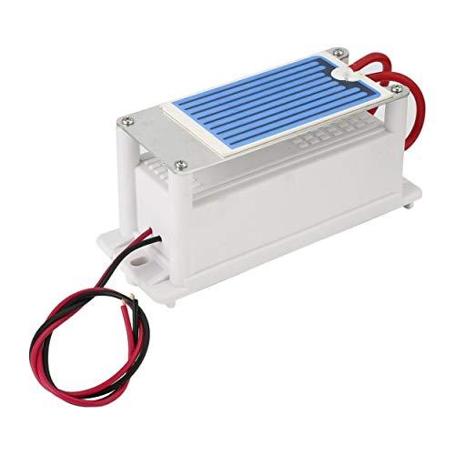 MeterBew1147 220V Mini generatore di ozono Integrato Piastra in Ceramica Air Ozonizzatore Macchina Domestica Fai da Te purificatore d'Aria eliminazione degli odori