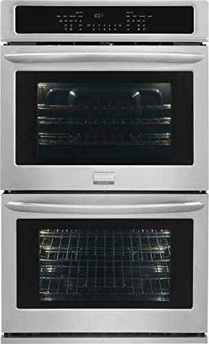 Frigidaire FGET2765PF Gallery 27' Stainless Steel Electric Double Wall Oven -...