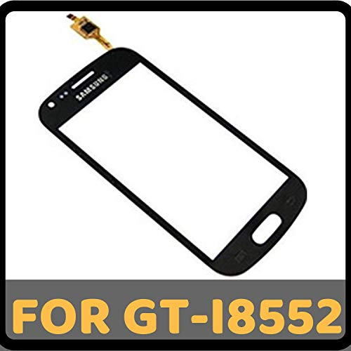 GADGETCARESOLUTIONS Touch Screen Glass Digitizer for Samsung Galaxy Grand Quattro GT-i8552 (Black)