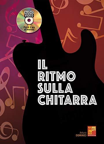 Arturo Dominici-Il Ritmo Sulla Chitarra-Gitarre-BOOK+DVD