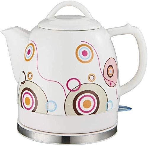 Bouilloires en céramique bouilloire électrique sans fil eau Teapot, Teapot-rétro 1.2L Jug rapide (Couleur: B) 8bayfa (Color : A)