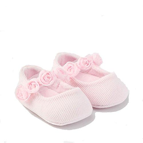Mayoral , Baby Mädchen Krabbelschuhe & Puschen Pink Rosa, Pink - Rosa - Größe: 18 EU