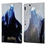 Head Case Designs Licenciado Oficialmente Harry Potter Dementor Prisoner of Azkaban II Carcasa de Cuero Tipo Libro Compatible con Amazon Kindle Fire HDX 8.9