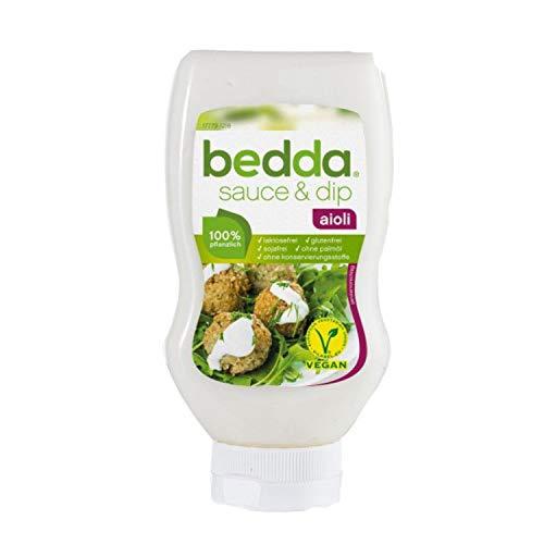 bedda - VEGAN AIOLI in Squeezeflasche 250g