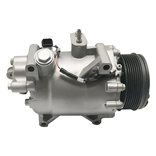 RYC Remanufactured AC Compressor and A/C Clutch IG580 (Does Not Fit 2015 Honda CR-V Models)