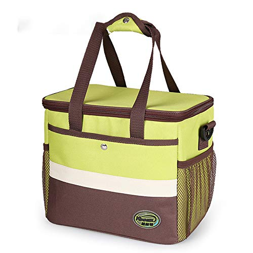 Price comparison product image WeeLion Multi-Function hot and Cold Insulation Picnic Bag,  Portable car Insulation Bag Handbag Lunch Bag Office,  Picnic 13L