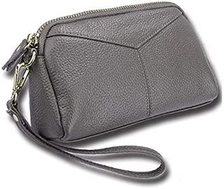 iBag's Genuine Leather Bag Women Clutches Casual Female Tote Women Bags Versatile Women Messenger Bags Mini Cross Body Bags LB494