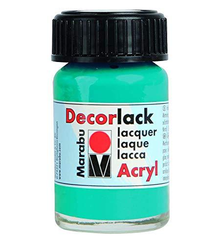 Marabu Decorlack Acryl, Karibik 091, 15 ml