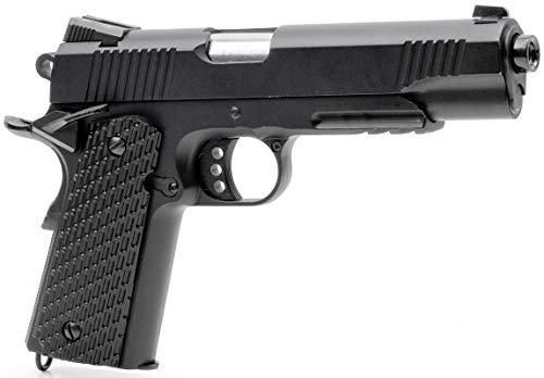 Germanseller Softair Pistole Waffen Federdruck Erbsenpistole Gun Galaxy M291 Energie < 0,5 Joule 6 mm Plastik Kugeln
