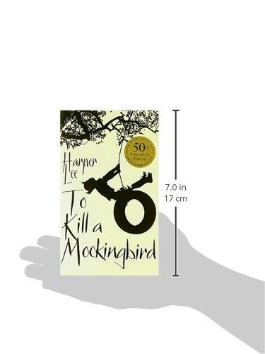 To Kill A Mockingbird: 50th Anniversary Edition: 60th Anniversary Edition