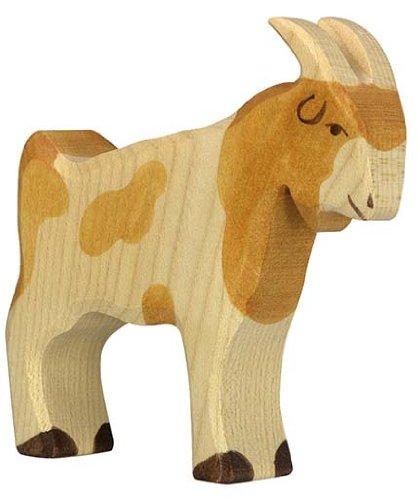 Holztiger Ziegenbock, 80079