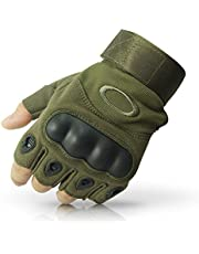 NIRVA WITH DEVICE OF WOMEN PICTURE Tactical Half Finger Gloves for Sports,Hiking,Cyclling,Travelling,Camping,Outdoor(Size XL)