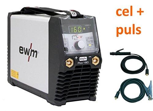 Elektroden Schweißgerät Neuheit ewm Pico 160 cel puls