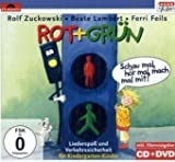 Rolf Zuckowski, Beate Lambert, Ferri Feils: Rot + Grün - Schau mal, hör mal, mach mal mit!: CD +...