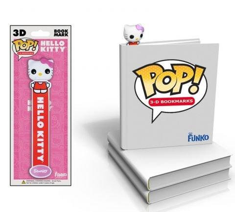 Hello Kitty Pop Vinyl 3D Bookmark