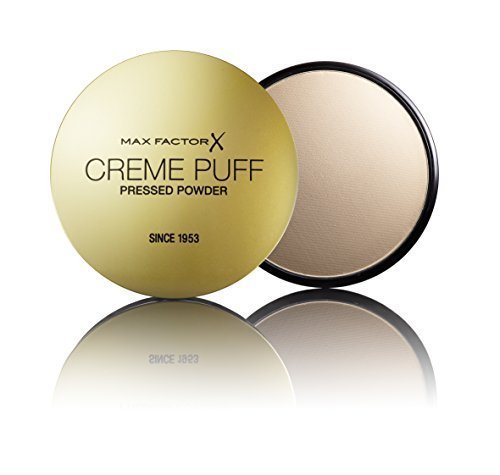 MAX FACTOR CREME PUFF 55 CANDLE GLOW - 21 G