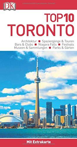 Top 10 Reiseführer Toronto: mit Extra-Karte und kulinarischem Sprachführer zum Herausnehmen