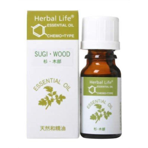 生活の木 Herbal Life 杉(木部) 10ml