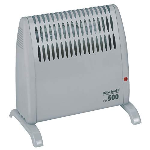 Einhell Frostwächter FW 500 (500 W Heizl., 5°C Frostschutzstellung, Mica-Heizelement, autom. Temperaturwächter, Überhitzungs- und Frostschutz)