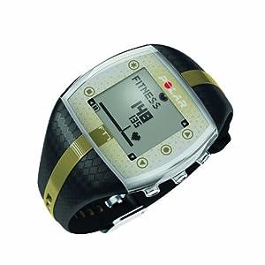 Polar FT7 Women's Heart Rate Monitor Watch (Black / Gold)