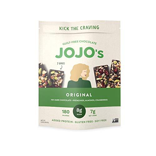 JOJO's Original Guilt-Free Chocolate,...