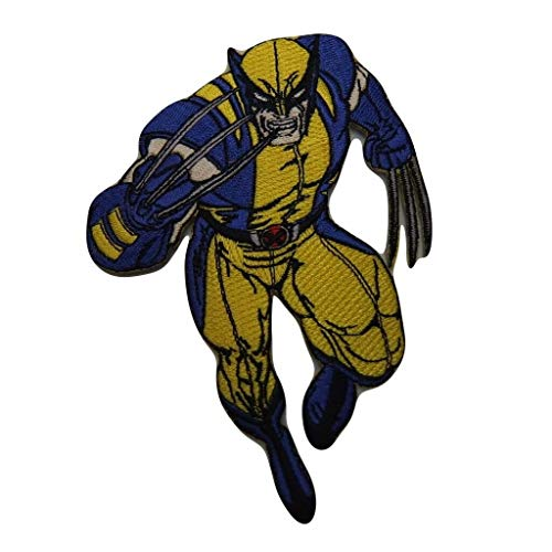 X-Men Wolverine Embroidered Patch