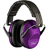 Vanderfields Hearing Protection for Shooting – Compact Foldable Portable Safety Earmuffs for Blocking Ear Sound...